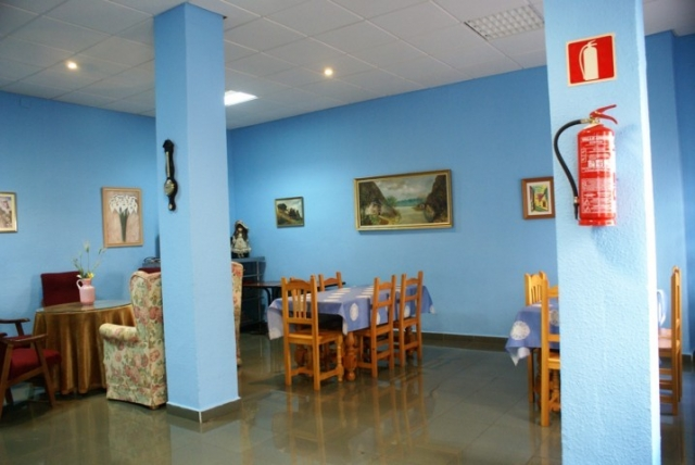 Grupo Hábitat - Unidad de Estancia Diurna Hábitat Geriátrico Sevilla