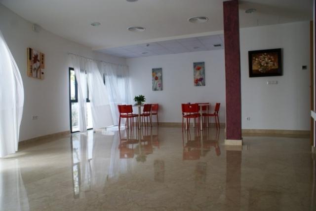 Grupo Hábitat - Centro de Mayores Hábitat Geriátrico Villanueva