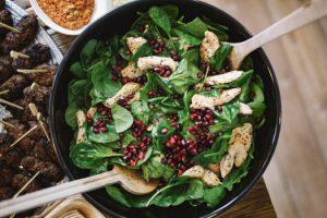 Alimentación saludable en el mayor