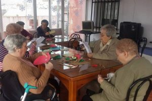 Centros diurnos para mayores