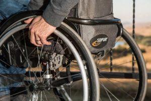 Tipos de silla de ruedas