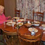 Disminución del apetito en el adulto mayor